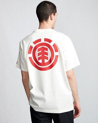 2 Primo Icon - T-Shirt White Q1SSA1ELF9 Element