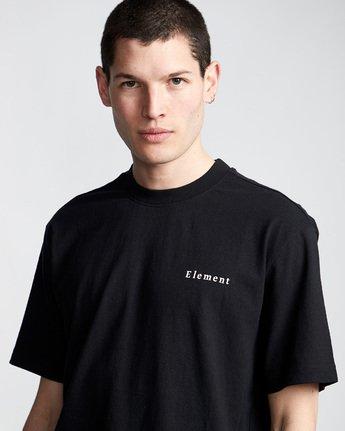 1 SD Icon - T-Shirt Black Q1SSA5ELF9 Element