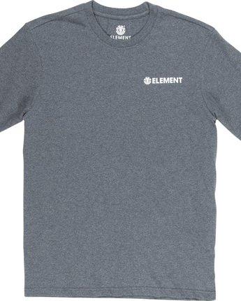 4 Blazin Chest - T-Shirt Grey Q1SSA7ELF9 Element