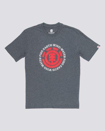 3 Seal - T-Shirt Grey Q1SSA8ELF9 Element