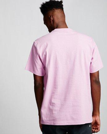 2 Before - T-Shirt Purple Q1SSC5ELF9 Element
