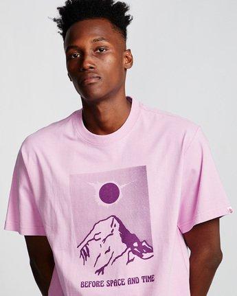 1 Before - T-Shirt Purple Q1SSC5ELF9 Element