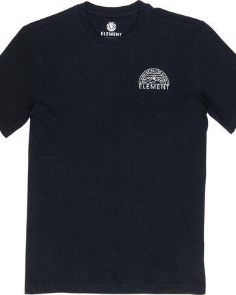 5 Odyssey - T-Shirt Black Q1SSC8ELF9 Element