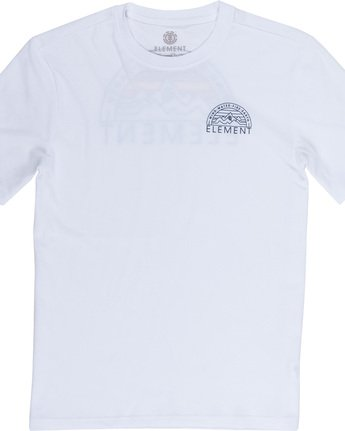 5 Odyssey - T-Shirt White Q1SSC8ELF9 Element