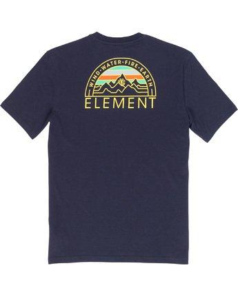 6 Odyssey - T-Shirt für Männer Blau Q1SSC8ELF9 Element