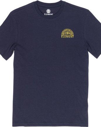 5 Odyssey - T-Shirt für Männer Blau Q1SSC8ELF9 Element