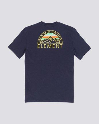 4 Odyssey - T-Shirt für Männer Blau Q1SSC8ELF9 Element