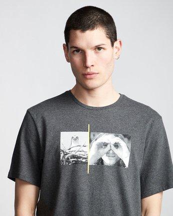 1 Hawk Smith - T-Shirt Grey Q1SSF4ELF9 Element
