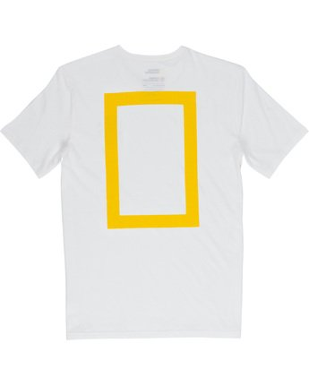 6 Unison - T-Shirt White Q1SSG1ELF9 Element