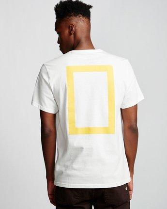 2 Unison - T-Shirt White Q1SSG1ELF9 Element