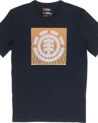 4 Dunes Icon - T-Shirt Black Q1SSG4ELF9 Element