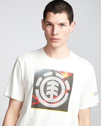 1 Surge Icon - T-Shirt White Q1SSG5ELF9 Element
