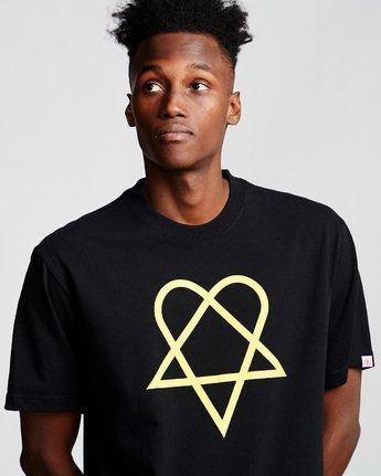 1 Margera - T-Shirt Black Q1SSG8ELF9 Element