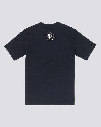 4 Barbee - T-Shirt Black Q1SSG9ELF9 Element
