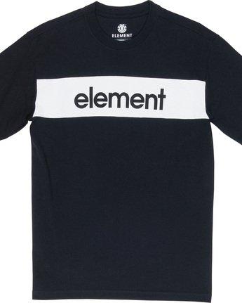 4 Primo Flag - Maglietta da Uomo Black Q1SSI2ELF9 Element