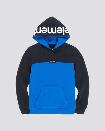 0 Primo Division Boy - Hoodie Blue Q2HOA3ELF9 Element