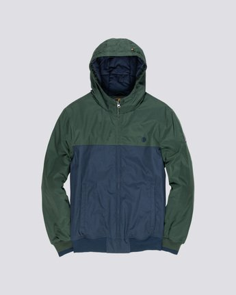 Dulcey 2Tones Boy - Hooded Jacket  Q2JKA1ELF9
