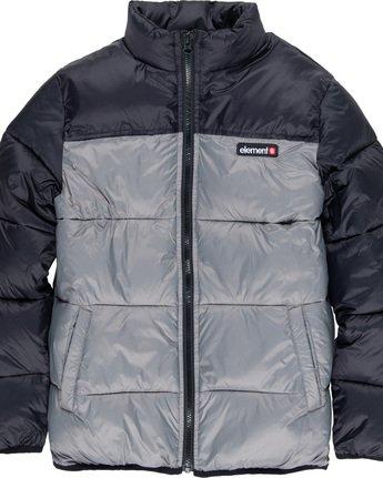 1 Primo Boy - Jacket Grey Q2JKA7ELF9 Element