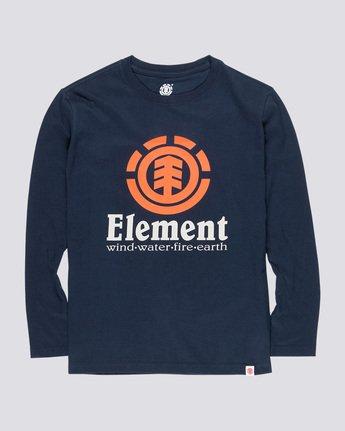 Vertical Boy - Long Sleeve T-Shirt  Q2LSA2ELF9