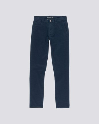 0 Howland Classic Boy - Chinos Blue Q2PTA2ELF9 Element