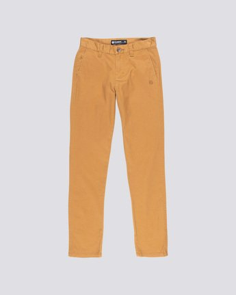Howland Classic - Chinos for Boys  Q2PTA2ELF9