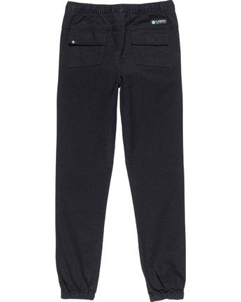 3 Triggs Boy - Trousers Black Q2PTA3ELF9 Element