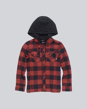 Tacoma 2C Boy - Hooded Shirt  Q2SHA1ELF9