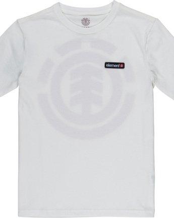 2 Primo Icon Boy - T-Shirt White Q2SSA1ELF9 Element