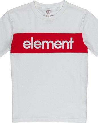 1 Primo Flag Boy - T-Shirt White Q2SSA2ELF9 Element