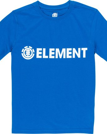 1 Blazin Boy - T-Shirt Blue Q2SSA3ELF9 Element