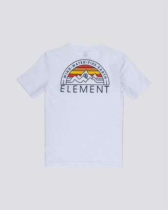 1 Odyssey Boy - T-Shirt White Q2SSB5ELF9 Element