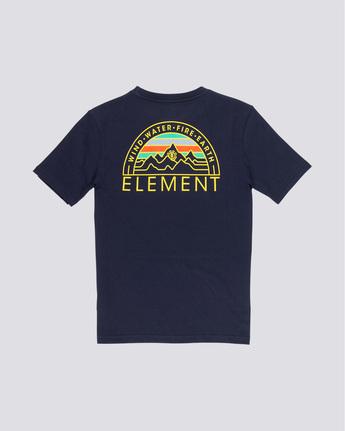 1 Odyssey Boy - Maglietta da Ragazzo Blue Q2SSB5ELF9 Element