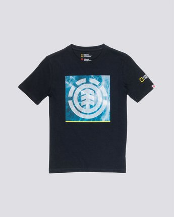 Solvent Icon Boy - T-Shirt  Q2SSD1ELF9