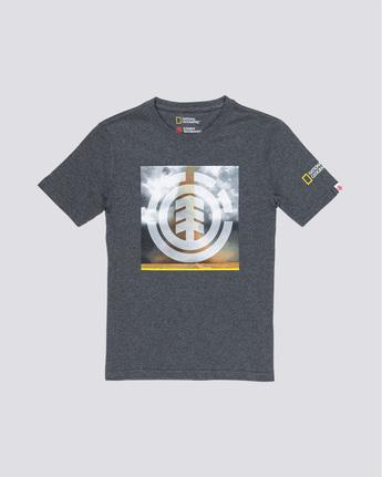 0 Combust Icon Boy - T-Shirt für Jungen Grau Q2SSD2ELF9 Element