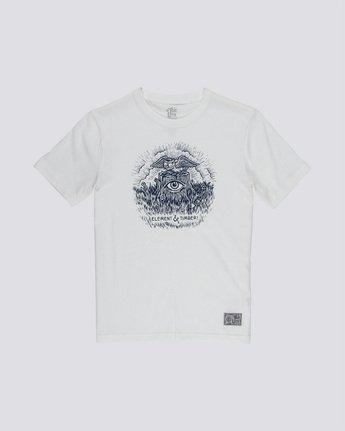 0 Too Late Stump Boy - T-Shirt White Q2SSD6ELF9 Element