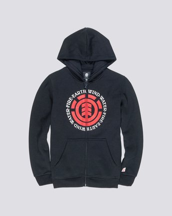 Seal Boy - Zip-Up Hoodie  Q2ZHA2ELF9