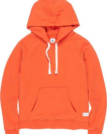 1 Neon Logic - Hoodie Orange Q3HOA3ELF9 Element