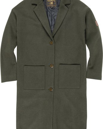3 Bonnie - Woolen Coat  Q3JKA7ELF9 Element