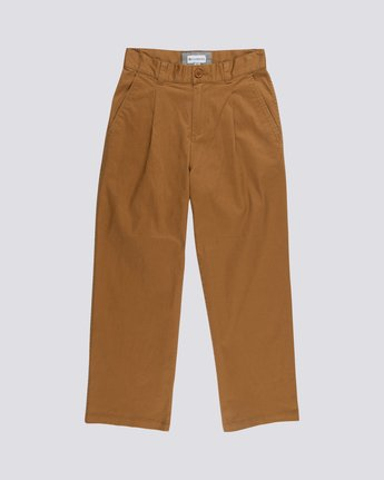 Olsen - Ankle Length Chinos  Q3PTA2ELF9