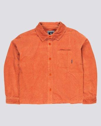 Back In Town - Corduroy Shirt  Q3SHA1ELF9