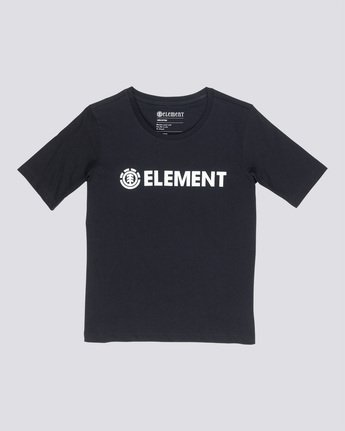 Element Logo - T-Shirt  Q3SSA3ELF9