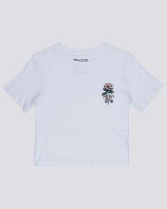 Optimist - Cropped T-Shirt  Q3SSA6ELF9