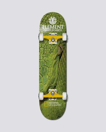 "0 Nat Geo Snake 8"" - Skateboard  Q4CPA2ELF9 Element"