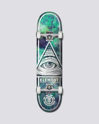 "Open Minded 8"" - Skateboard  Q4CPB4ELF9"