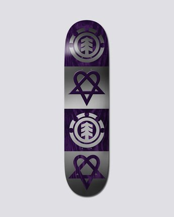 "BAM HEARTAGRAM QUAD 8""  Q4DCB5ELF9"