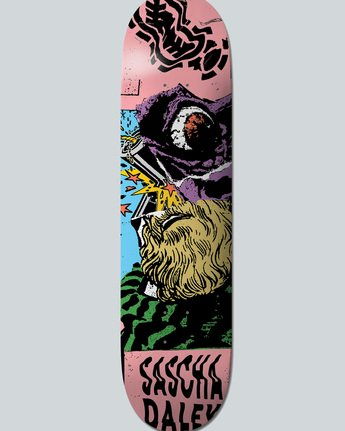"Bergy Sascha 8.25"" - Skateboard Deck  Q4DCD2ELF9"