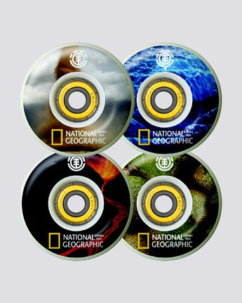 Nat Geo WWFE - 52 mm Wheels  Q4WHA3ELF9