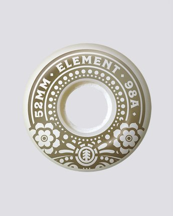 Recuerda White Gold - 52mm Wheels  Q4WHA6ELF9