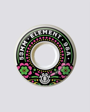 Recuerda Flores 53mm - 53mm Wheels  Q4WHA7ELF9