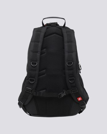 3 Primo Bustle - Backpack Black Q5BPA1ELF9 Element